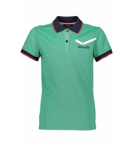 Bellaire Bellaire Kolo short sleeve piqué Polo Grass Green