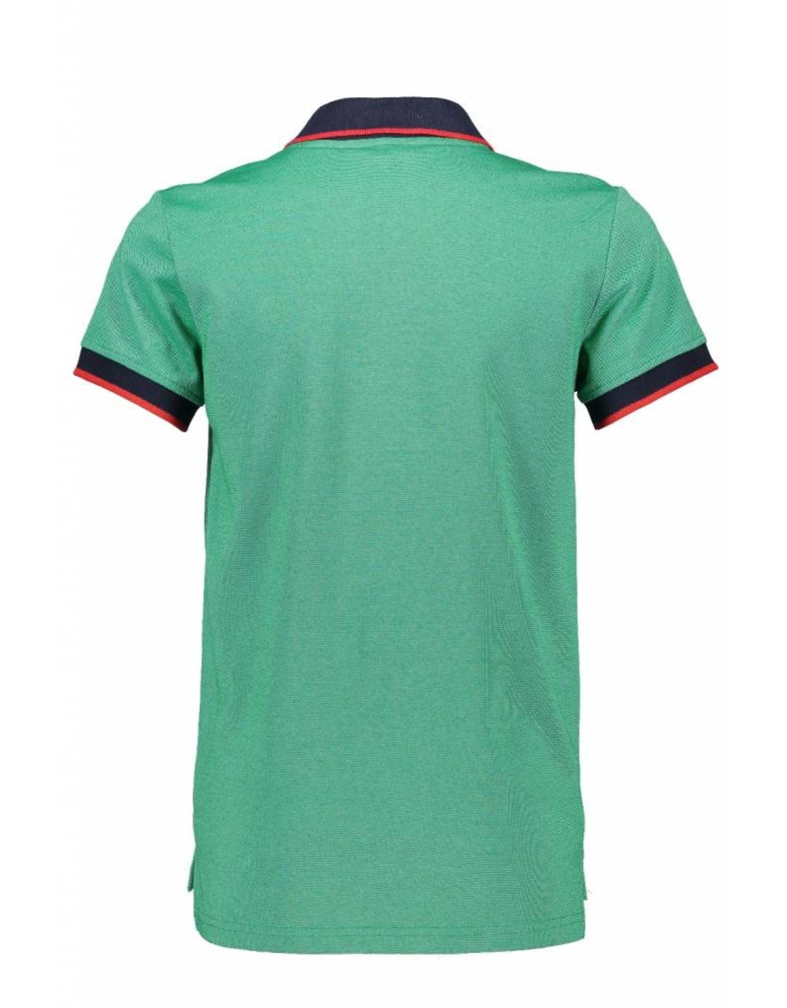 Bellaire Bellaire Kolo short sleeve piqué Polo Grass Green