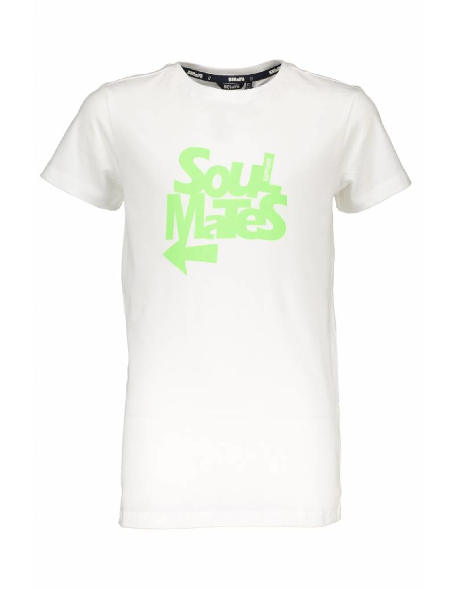 Bellaire Bellaire Kees short sleeve Soul Mates T-shirt Snow White