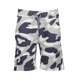 Bellaire Bellaire SvenB shorts Camouflage Navy Blazer