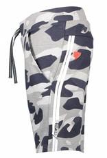 Bellaire Bellaire SvenB shorts Camouflage Navy Blazer