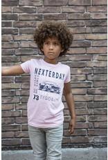 TYGO & Vito TYGO &Vito T-Shirt Car-Pink