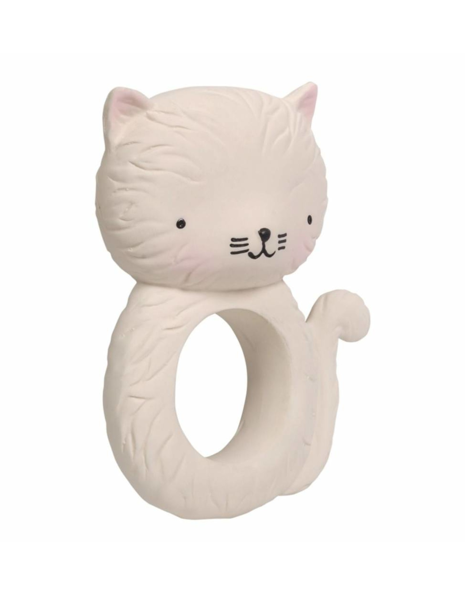 A little lovely company Teething Ring Kitty