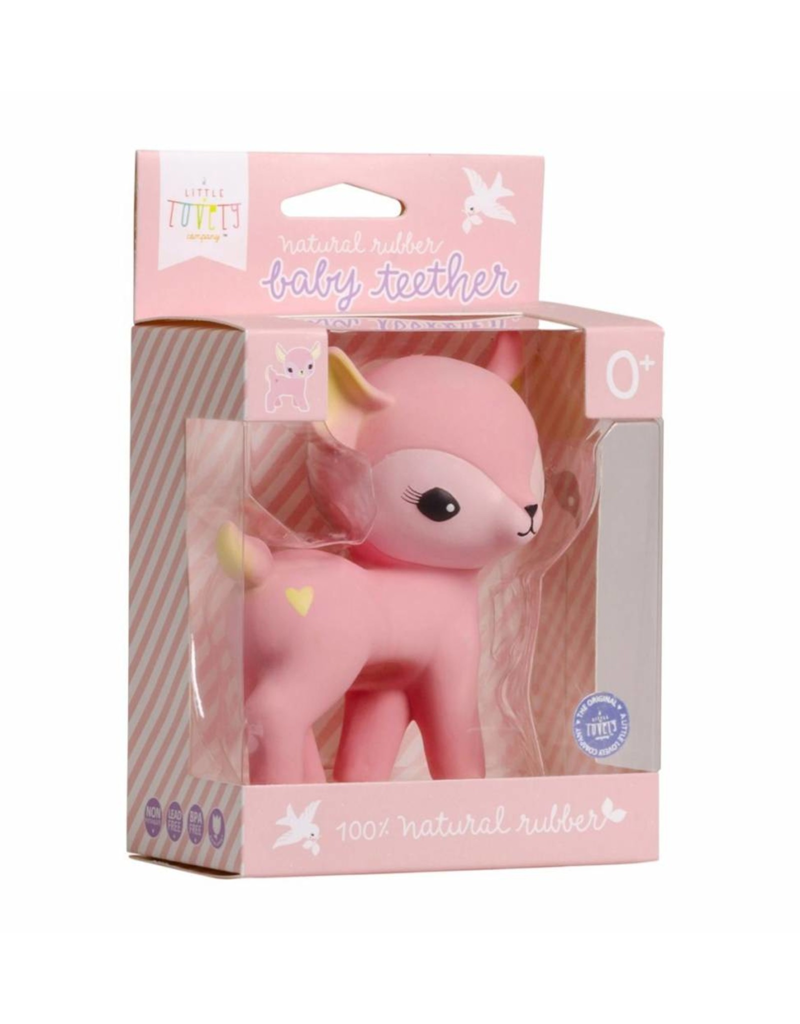 A little lovely company Teething Toy Deer
