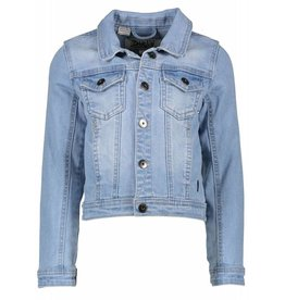 Moodsteet Darlin Moodstreet Darlin Denim Jacket Bleached Denim