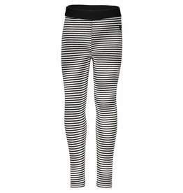 Moodsteet Darlin Moodstreet Darlin Legging Black/White