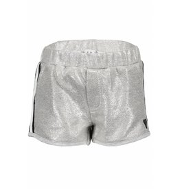 Moodsteet Darlin Moodstreet Darlin Shorts Stripe Detail Grey
