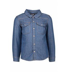 Like Flo Like Flo Boys Denim Blouse