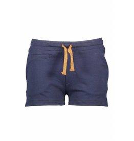 NoBell NoBell Shorty Sweat Short stripes side seam Navy Blazer