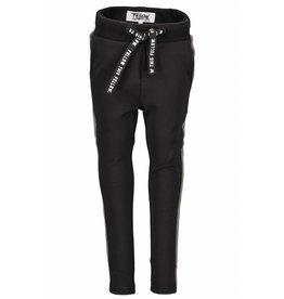 Moodstreet Fellow Moodstreet Fellow sweat pants side seam stripe black
