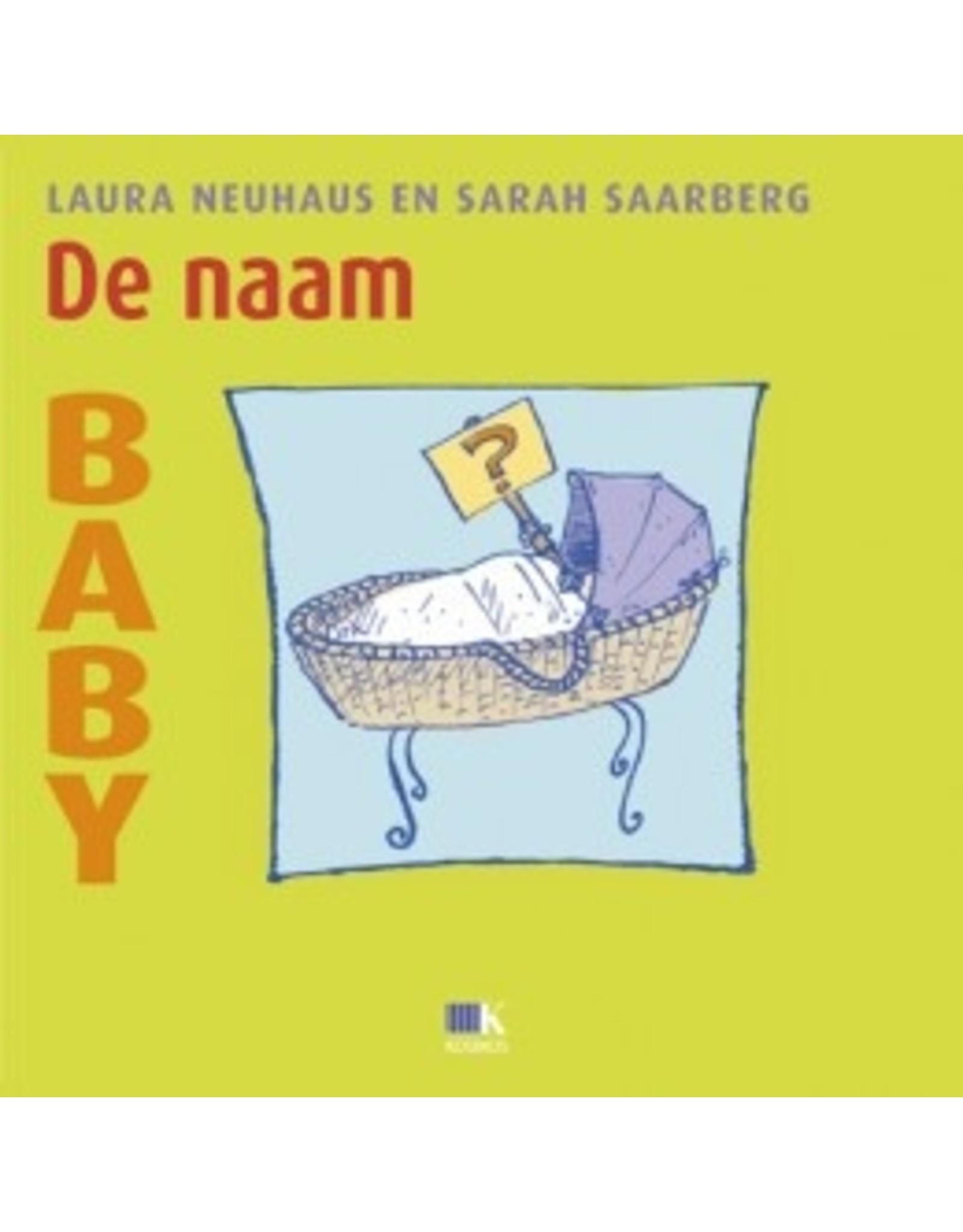 Boekje Baby de naam
