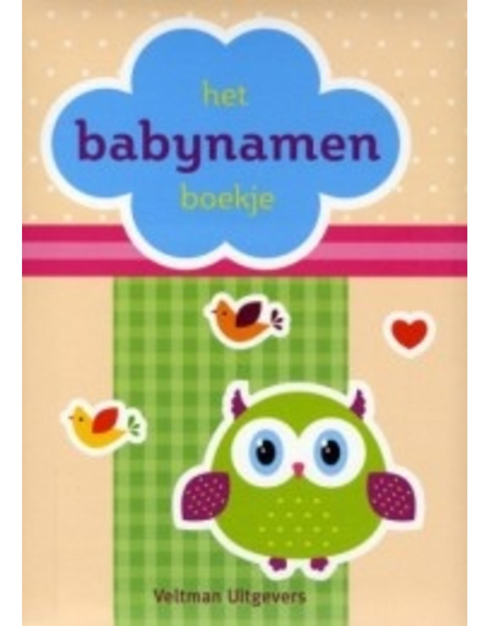 Boekje Babynamen