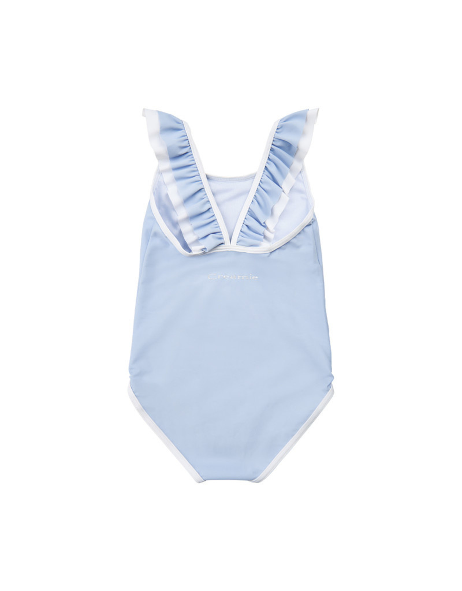 Creamie Creamie Swimsuit ruffle UPF 50+  xenon blue (OUTLET)