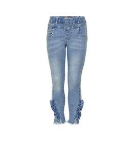 Creamie Creamie Jeans denim ankle length blue