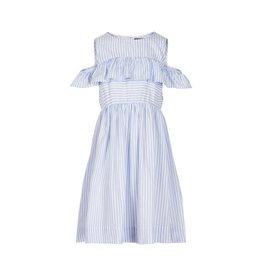 Creamie Creamie Dress blue stripe xenon