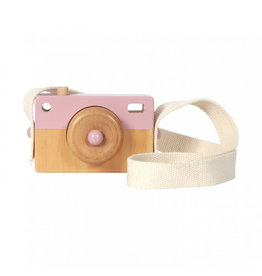 Little Dutch Camera Hout-Adventure Pink