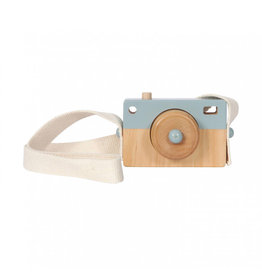 Little Dutch Camera Hout-Adventure Blue