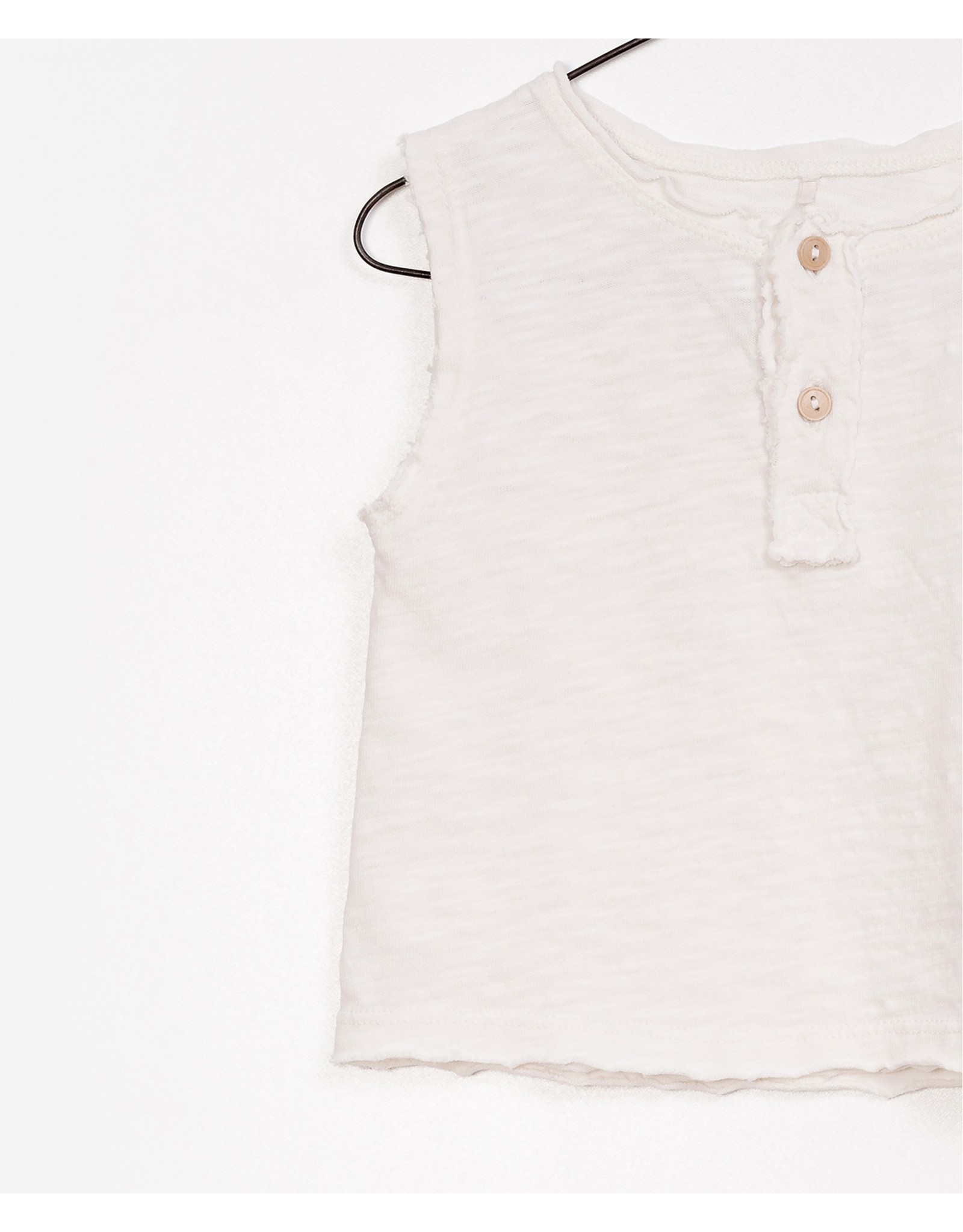 Play Up Play Up Flamé Sleeveless Jersey T-shirt