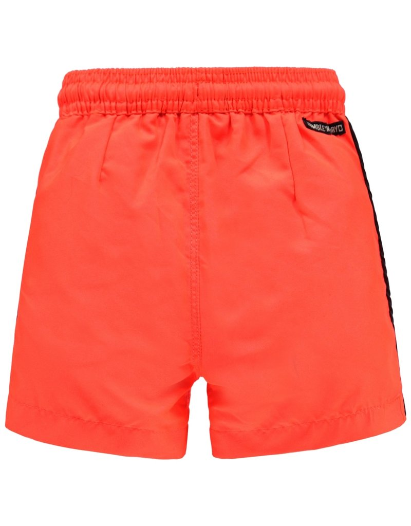 TUMBLE 'N DRY Tumble 'N Dry Boys Lo - Alfredo Orange Neon Fiery Coral