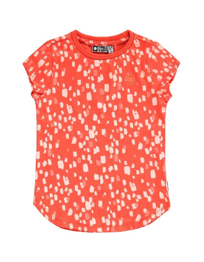 TUMBLE 'N DRY Tumble 'N Dry Girls Mid - Charis Orange Hot Coral