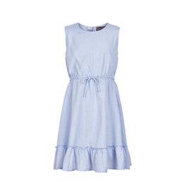 Creamie Creamie Dress Blue Cotton Xenon