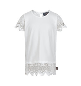 Creamie Creamie T-shirt lace cloud