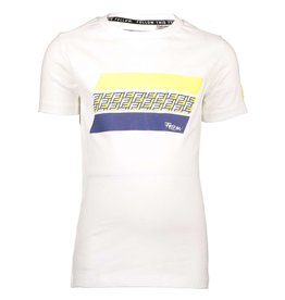 Moodstreet Fellow Moodstreet Fellow T-shirt  White (OUTLET)