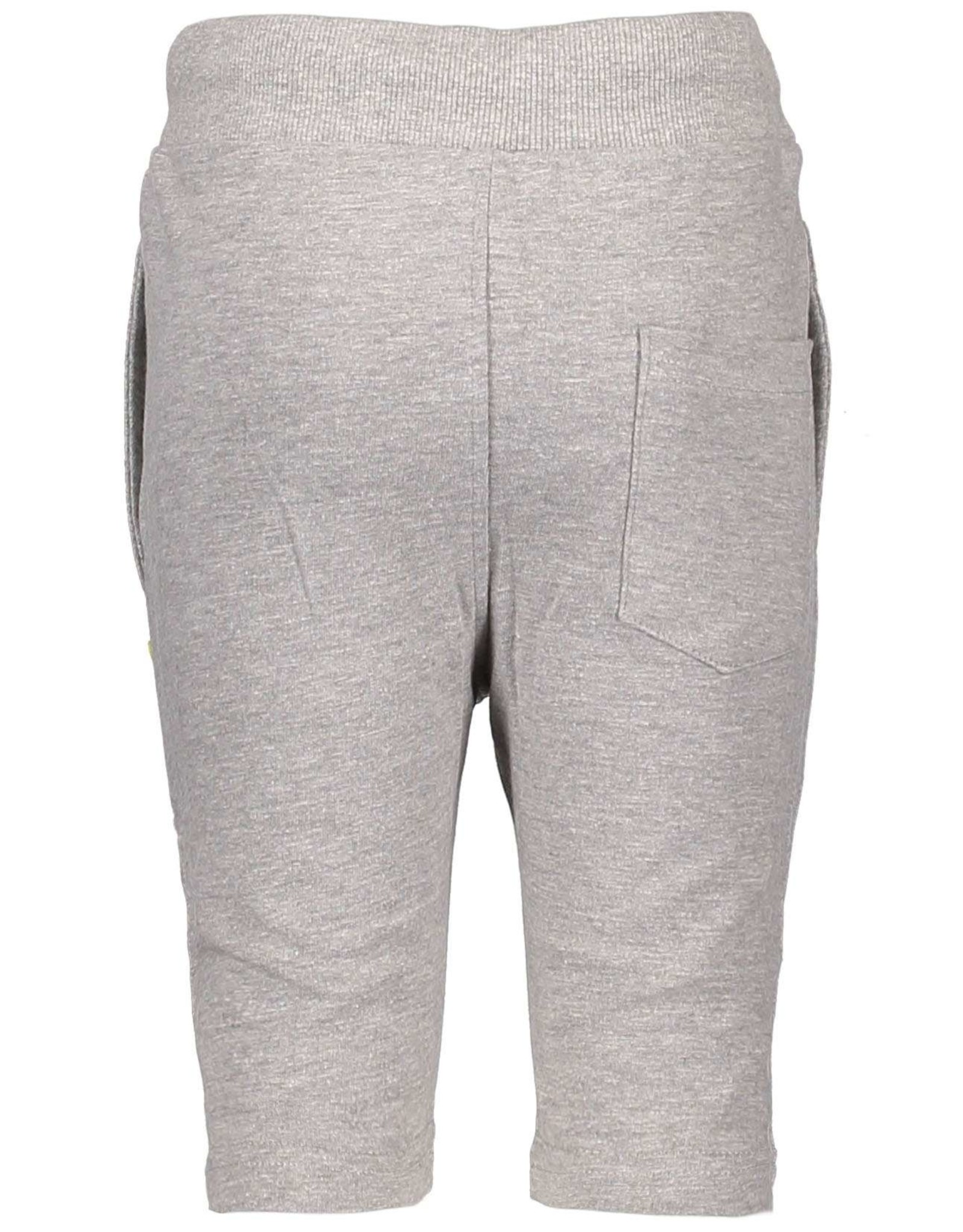 Moodstreet Fellow Moodstreet Fellow Sweat Short Grey Melee