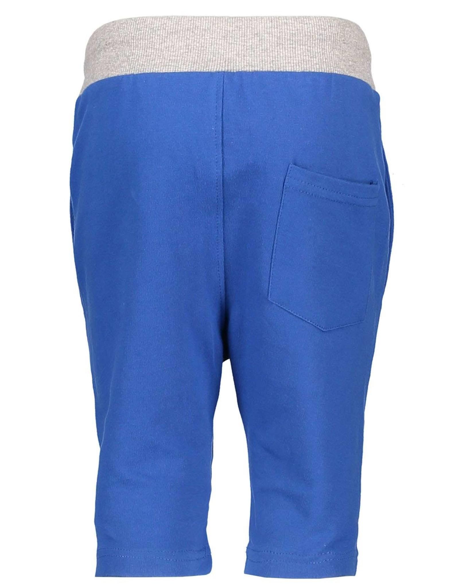 Moodstreet Fellow Moodstreet Fellow Sweat Short Sporty Blue