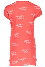 Moodsteet Darlin Moodstreet Darlin Sweat Dress Soft Red
