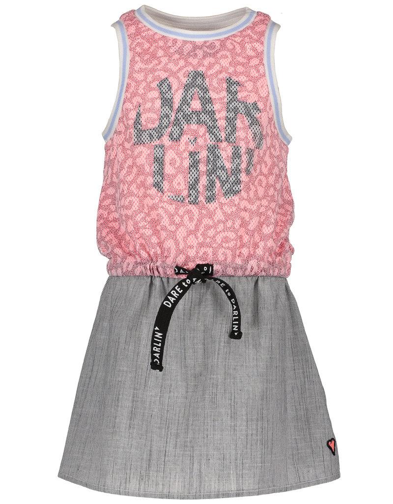 Moodsteet Darlin Moodstreet Darlin Dress Neon Orange