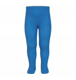 Condor Condor Wide Rib Tights Electric Blue