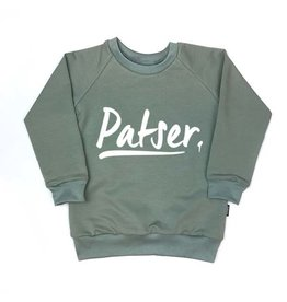 KMDB KMDB Baby Sweater Patser