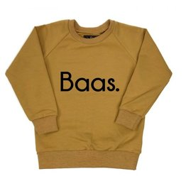 KMDB KMDB Kinder Sweater Baas