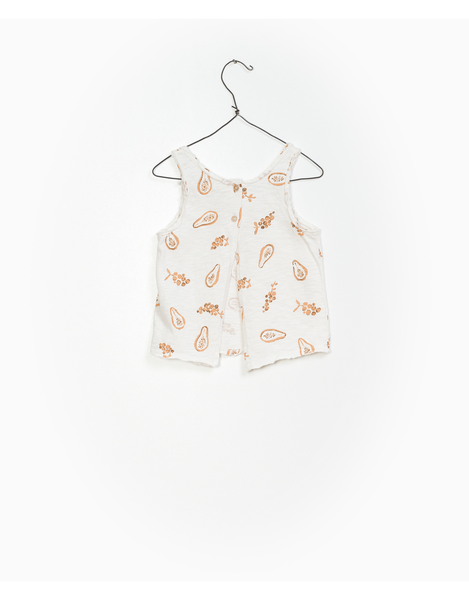 Play Up Play Up Printed Flamé Jersey Singlet