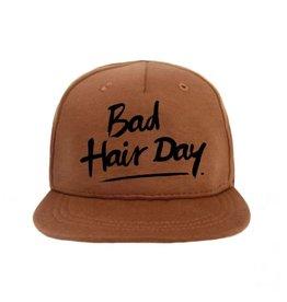 "Van Pauline VanPauline Cap ""Bad Hair Day"" Caramel"