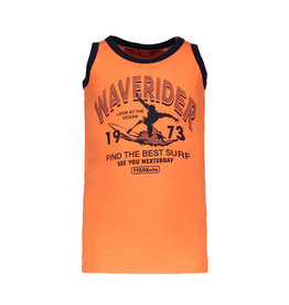 "TYGO & Vito TYGO & Vito Neon Tanktop ""Waverider"" Shocking  Orange (OUTLET)"