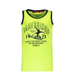 "TYGO & Vito TYGO & Vito Neon Tanktop ""Waverider"" Safety Yellow (OUTLET)"