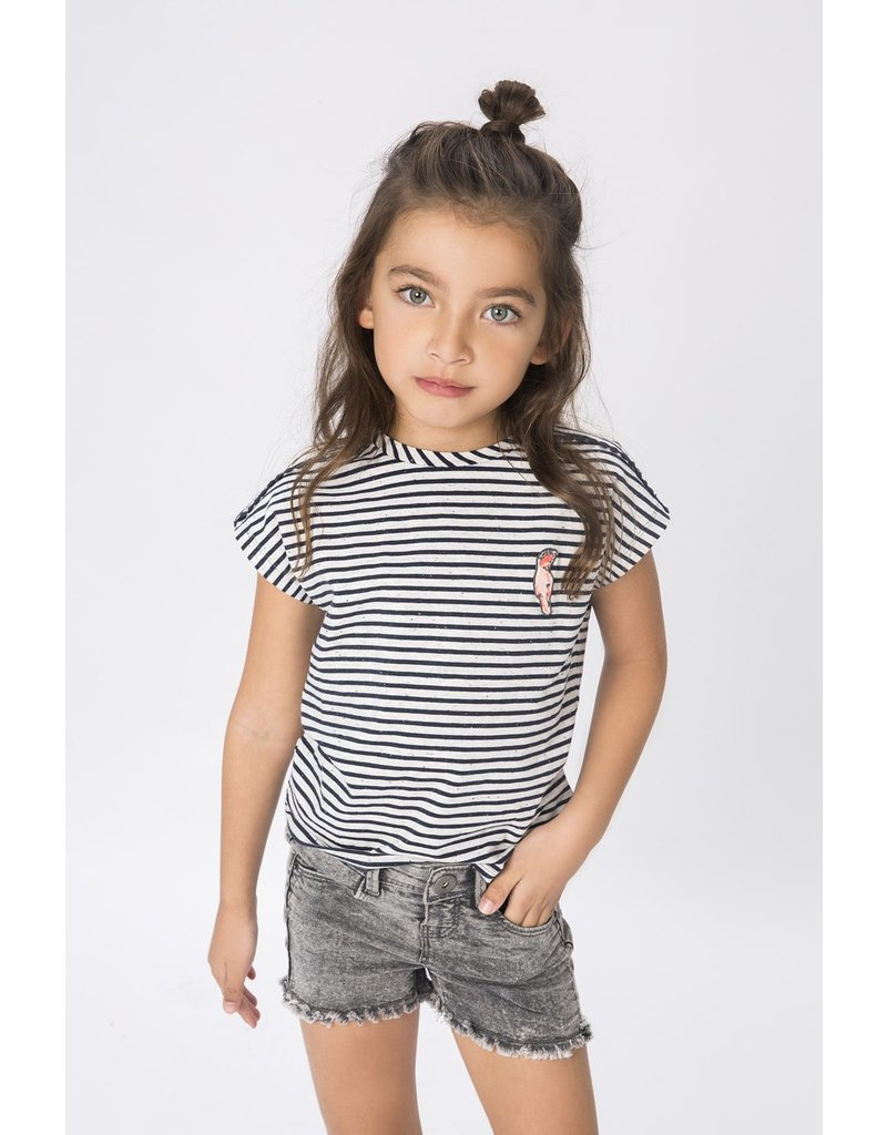 TUMBLE 'N DRY Tumble 'N Dry Girls Mid - Besse Denim Grey
