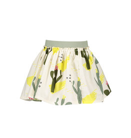 NONO NONO Nana reversible Skirt Lemon / Cactus All over