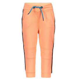 B.Nosy B.Nosy Baby Boys Sportive Pants Neon Orange