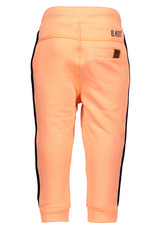 B.Nosy B.Nosy Baby Boys Sportive Pants Neon Orange