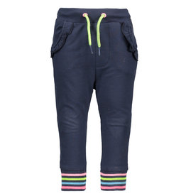 B.Nosy B.Nosy Baby Girls Long Pants Midnight Blue