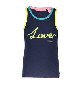 B.Nosy B.Nosy Girls Love Rope Singlet- Midnight Blue
