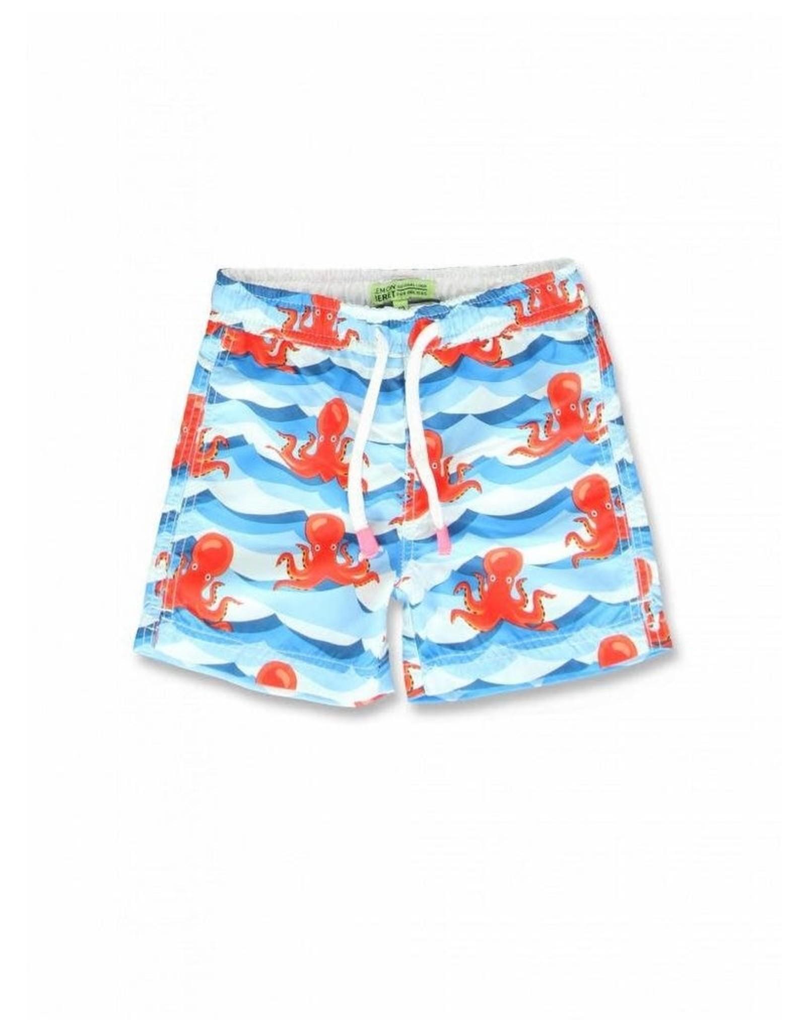 Lemon Beret Lemon Beret Small Boys Swimwear Fiesta