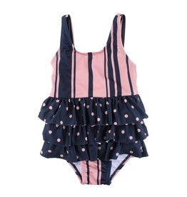 Small Rags Small Rags Bathing Suit Navy Iris