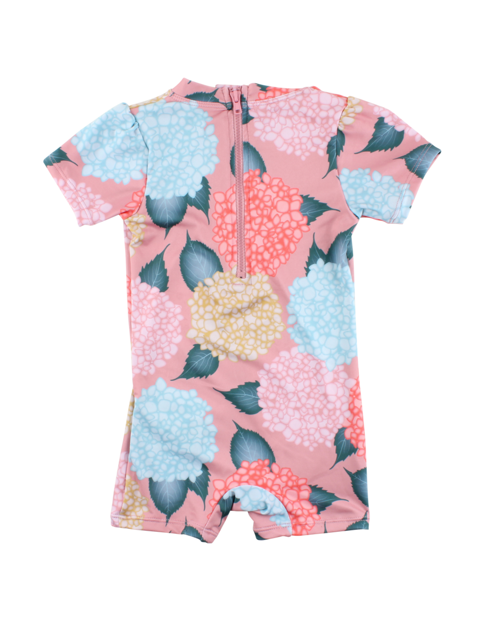 Small Rags Small Rags Beach Suit Coral Cloud