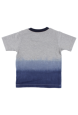 Small Rags Small Rags Short Sleeve T-shirt Neutral Grey (OUTLET)
