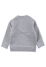 Small Rags Small Rags Long Sleeve T-shirt Neutral Grey