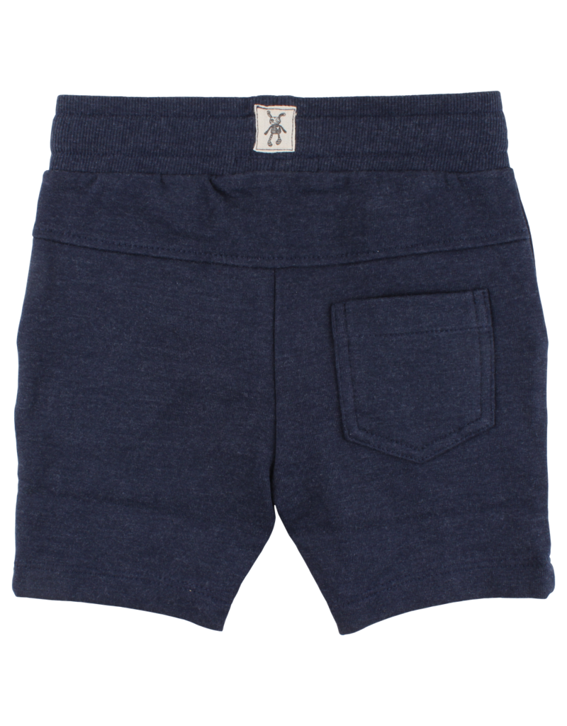 Small Rags Small Rags Shorts Navy Iris